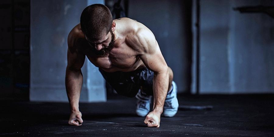 CrossFit é Superação