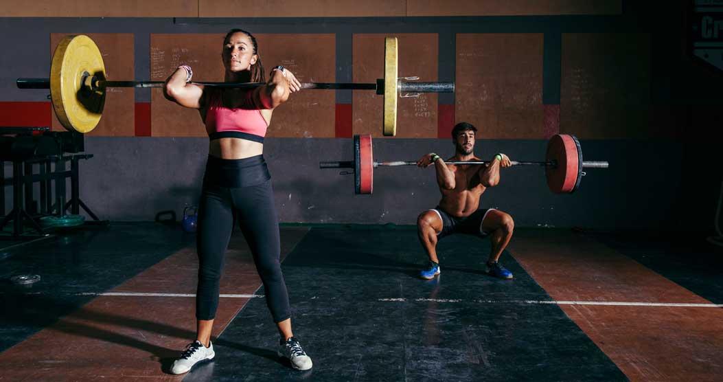 Levantamento de Peso Olímpico melhora a qualidade de vida dos atletas
